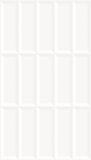 Wall tile 32230 Brick White