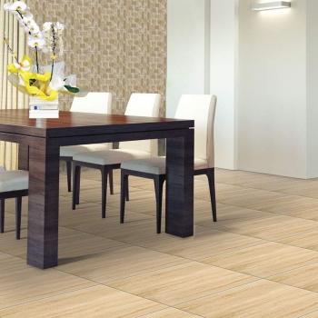 Ambiente sala piso 56515 Ravena e revestimento HD3229 Foresta
