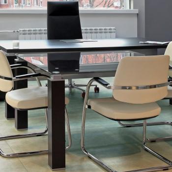 Ambiente escritório piso 45822 Concret Grigio