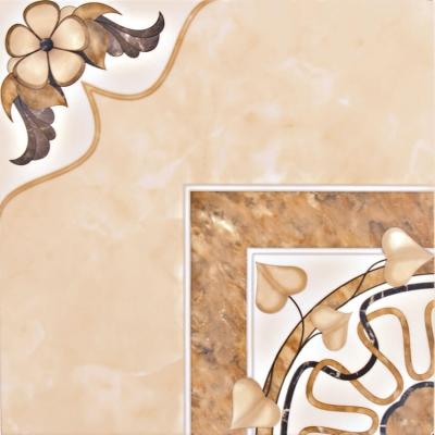 Floor tile 45708 Geometric Marble Bege