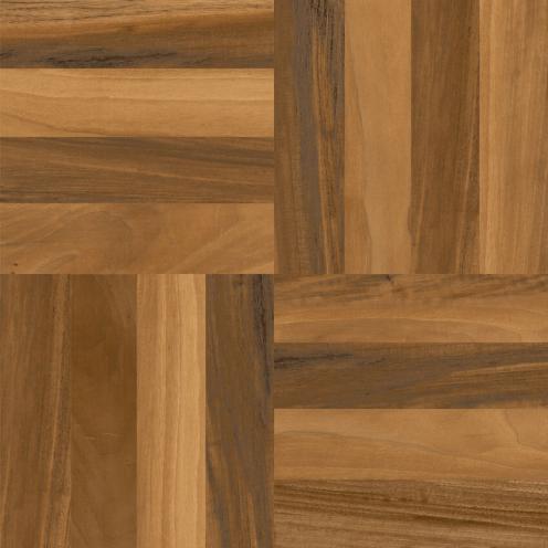 Floor tile R55107 Nogal