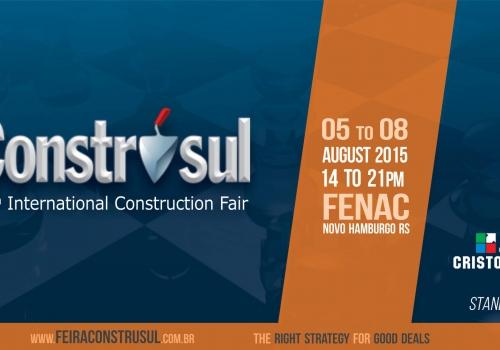 National Fair Construsul 2015