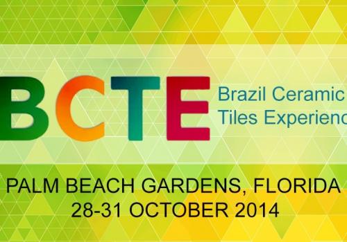 Feira Internacional Brazil Ceramic Tiles Experience 2014