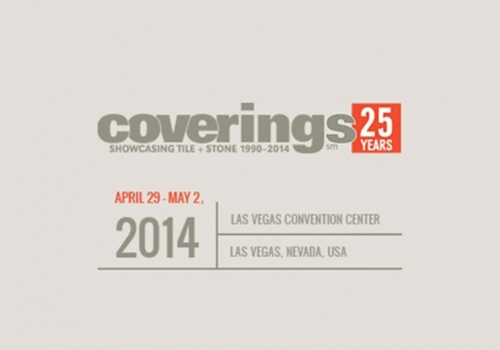 Feira Internacional Coverings 2014