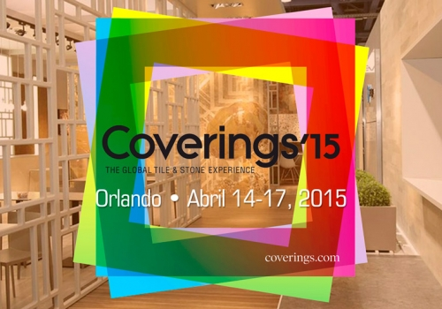 Feira Internacional Coverings 2015