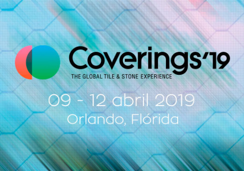 Feira Internacional Coverings 2019