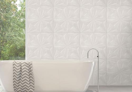 Ambiente banheiro porcelanato 61054 Cement Royal Grigio