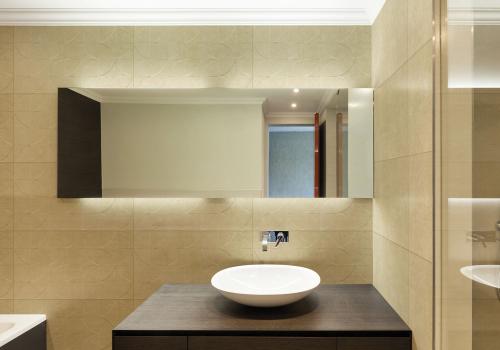 Ambiente banheiro R3161 e R3163