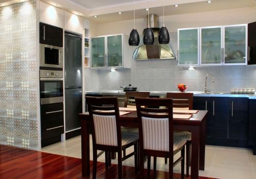Ambiente cozinha HD3262 Absolut Grigio e HD3265 Vanguard