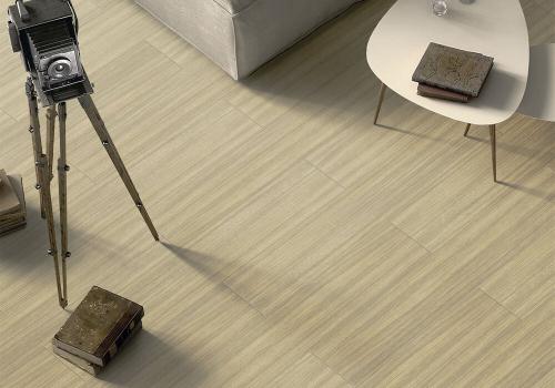 Ambiente sala piso HD25003 Rovere Bone