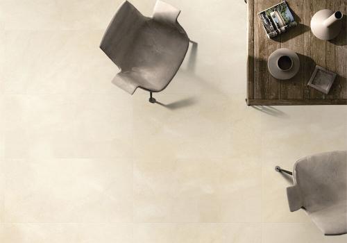 Ambiente sala piso HD51003 Crema Marfil