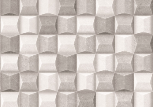 Porcelanato 61036 cement cubo grigio