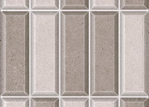 Revestimento HD3284 Brick Chrome Cinza Mescla