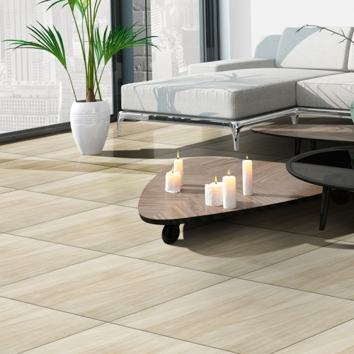 Ambiente piso sala 56009 Eco Wood Bege