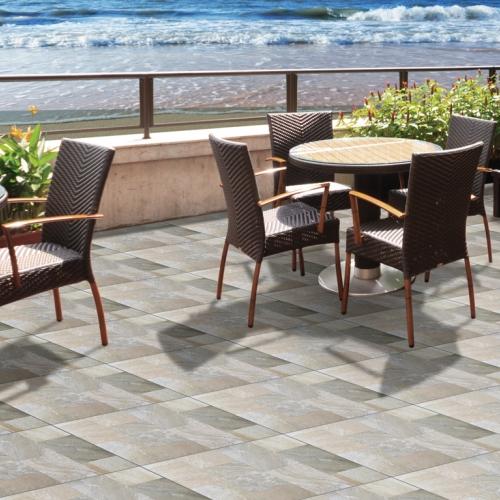 Ambiente praia piso 56017 Stone Mix