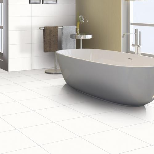 Ambiente banheiro piso 56010 Classic Bianco