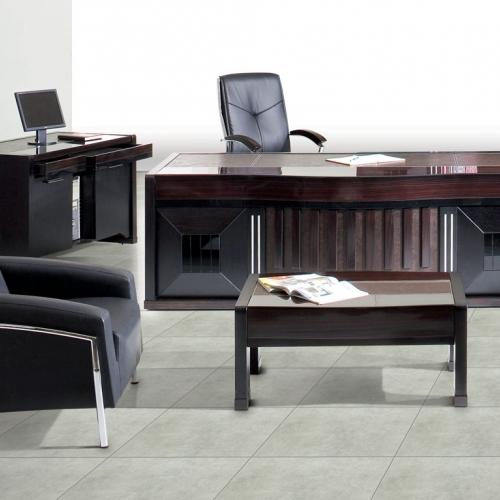 Ambiente escritório piso 45214 Concret Grigio