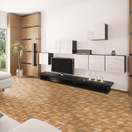 Ambiente piso 45509 Wood Mosaic