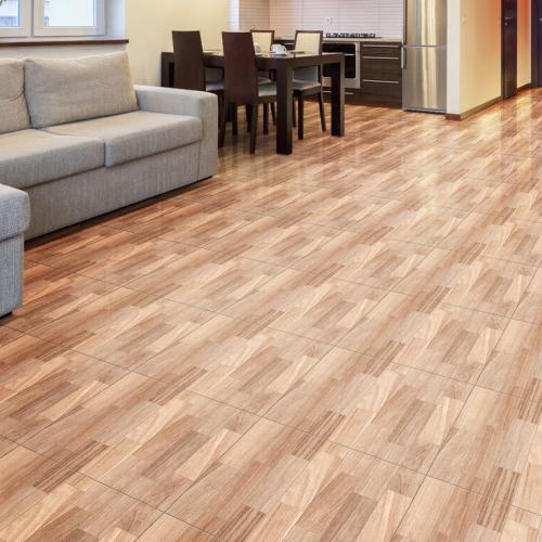 Ambiente sala piso 56071 Parquet Brilho