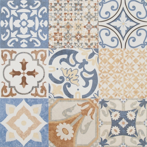 Piso 56018 PATCHWORK FLOOR