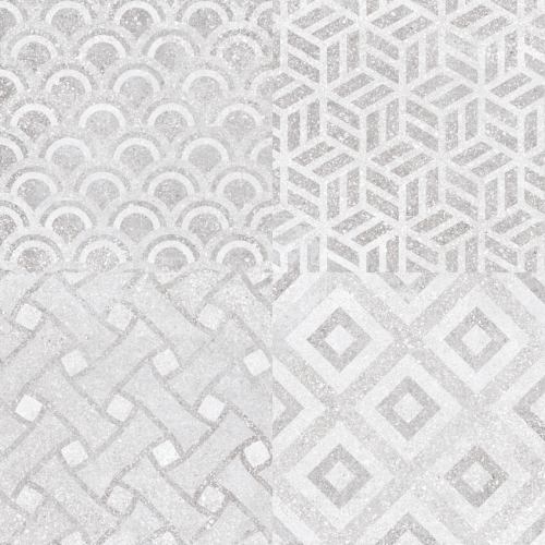 Piso 56106 Litos Gray Patchwork