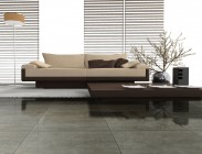Environment living room tile 45822 Concret Grigio