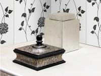 Ambiente revestimento HD3271 Flowers Black