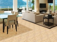 Ambiente salas pisos 45203 Irish Bege e 45204 Irish Brown