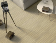 Environment living room floor tile HD25003 Rovere Bone